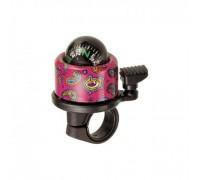 Дзвоник NUVO NH-B406APC-T2 Compass-T2 хомут 22.2-25.4 мм кольоровий