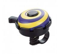 Дзвоник NUVO NH-B611AP Gipnoz хомут 22.2 мм кольоровий