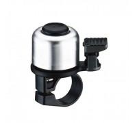Дзвоник NUVO NH-B405AP хомут 22.2 мм сріблястий