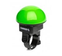 Електронний сигнал ONRIDE Horn 10 зелений (CR2032)