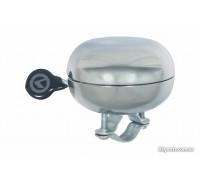 Дзвоник на руль KLS Bell 80 сріблястий