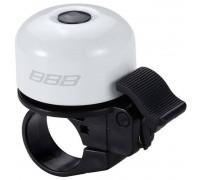 Звонок BBB BBB-11 Loud&ampClear (белый)